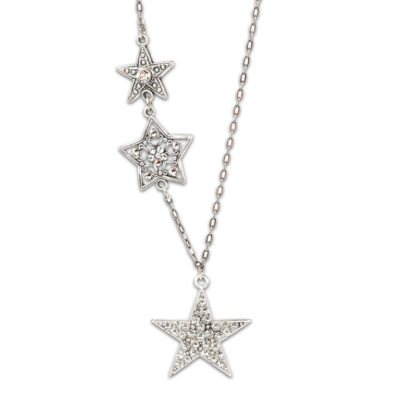 Starry Starry Night Necklace | Anne Koplik Designs Jewelry | Handmade in America with Crystals from Swarovski®