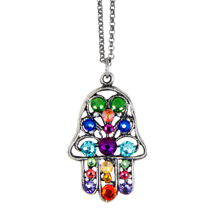 Good Fortune Hamsa Hand | Anne Koplik Designs