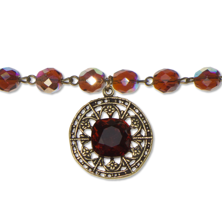 Legacy Heirloom Choker | Anne Koplik Designs Jewelry | Handmade in America with Crystals from Swarovski®