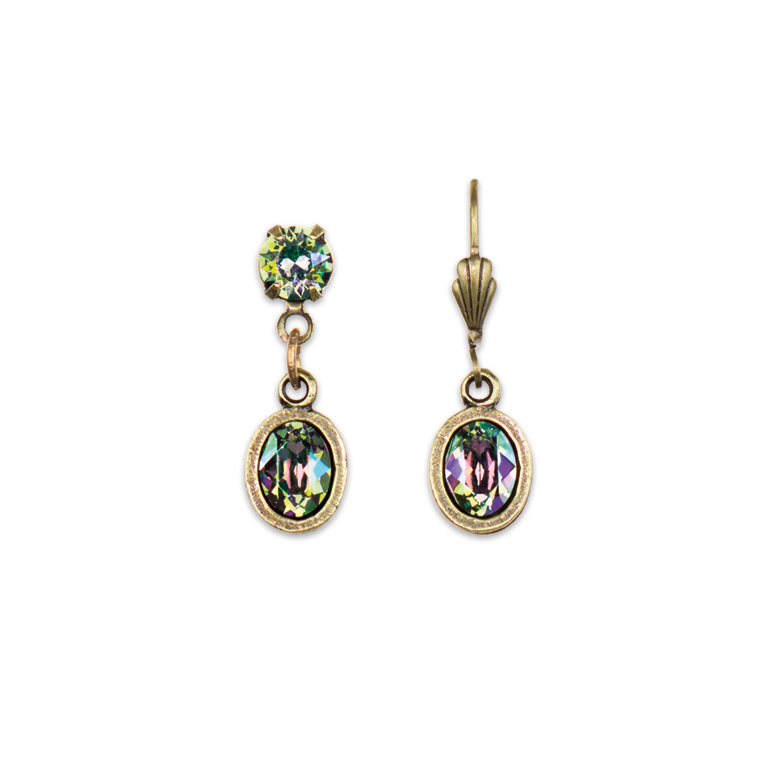 Paradise Dream Earrings | Anne Koplik Designs Jewelry | Handmade in America with Crystals from Swarovski®