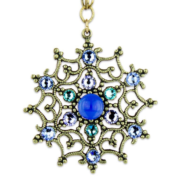 Vivienne Posh Pendant | Anne Koplik Designs Jewelry | Handmade in America with Crystals from Swarovski®