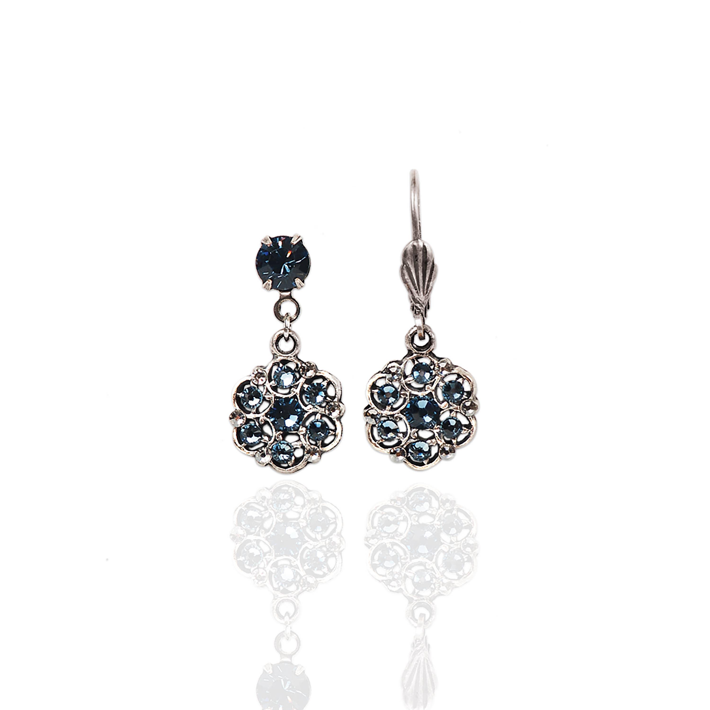 Windalyn  Crystal Earrings