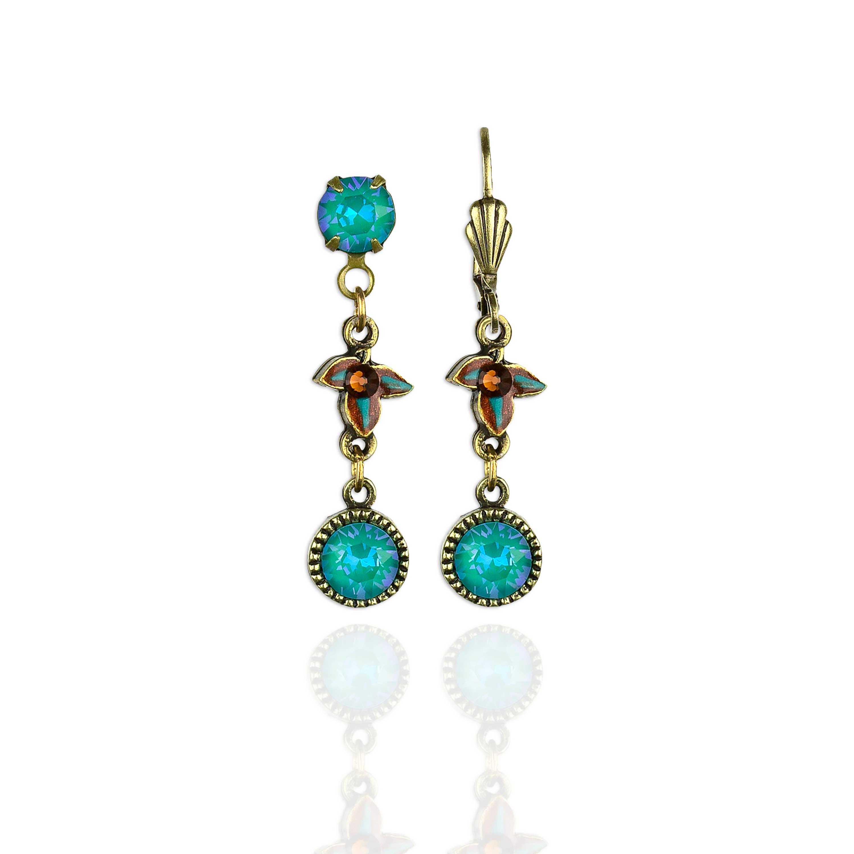 Camille  Crystal Earrings