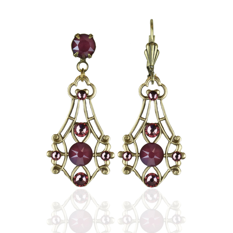 Corsenne Crystal Earrings