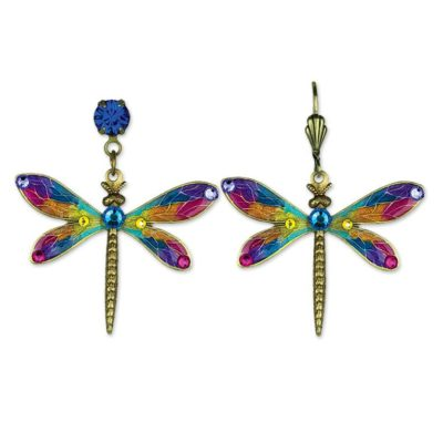 Olivia Dragonfly Earrings