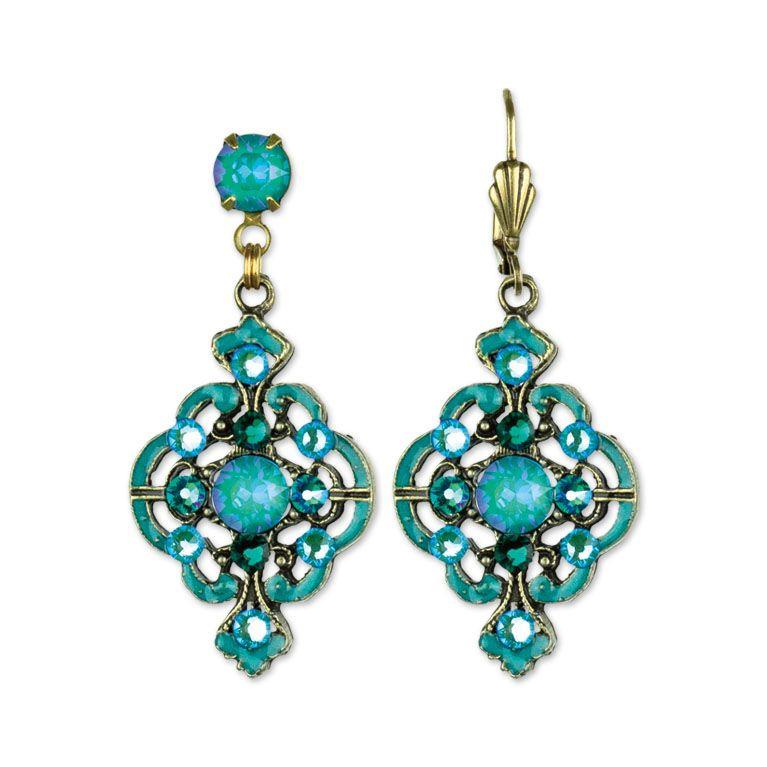Callen Turquoise Laguna Delite Earrings