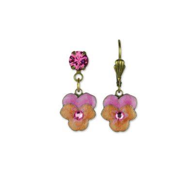 Blooming Bundles Charm Earrings