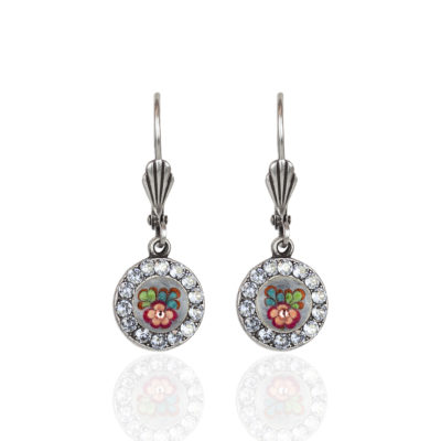 Gia 'Jill's Garden' Flower Earrings
