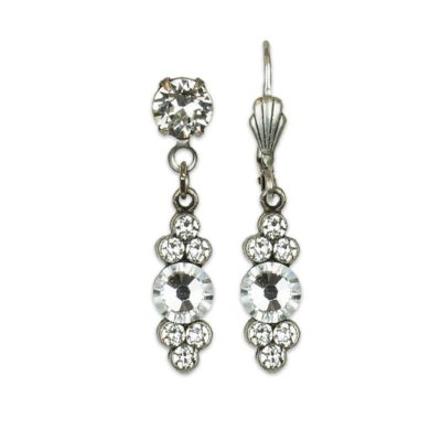 Cassidy Swarovski® Crystal Earrings