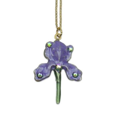 Alina Paradise Shine Flower Necklace
