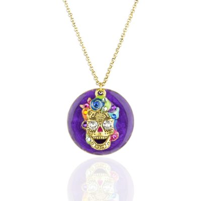 NKG135SKULL In stock and available at Anne Koplik Designs
