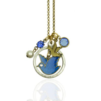 NKJ103BLU In stock and available at Anne Koplik Designs