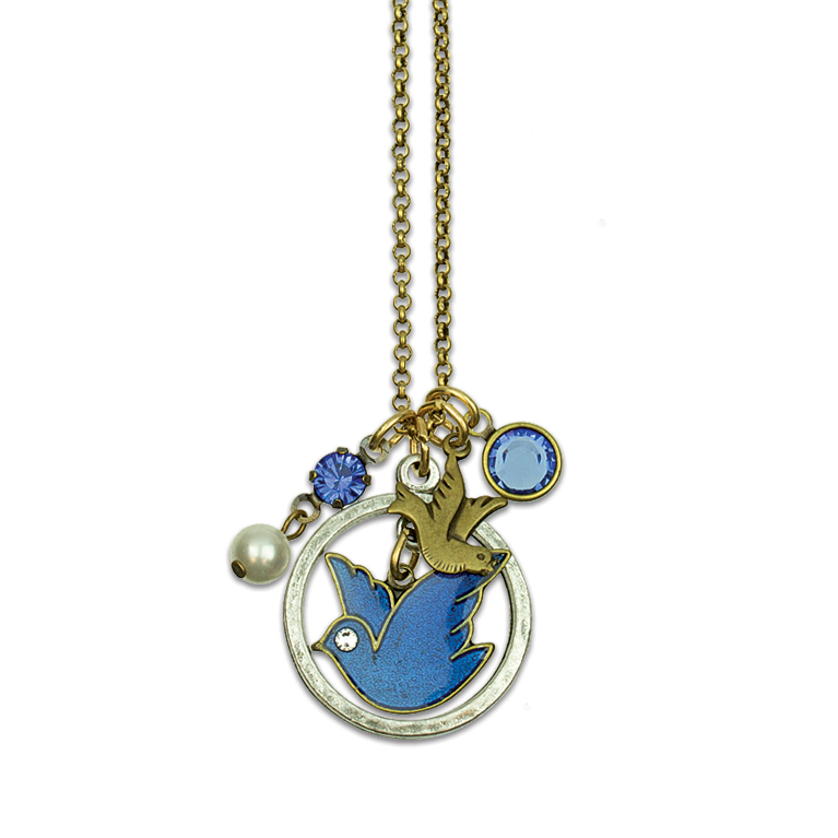 The Symbolic Meaning of the Bluebird of Happiness   Anne